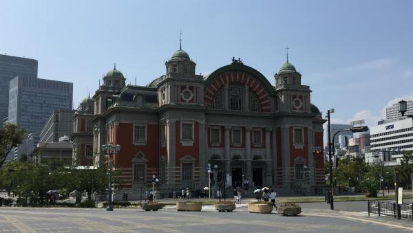 大阪市 中央公会堂