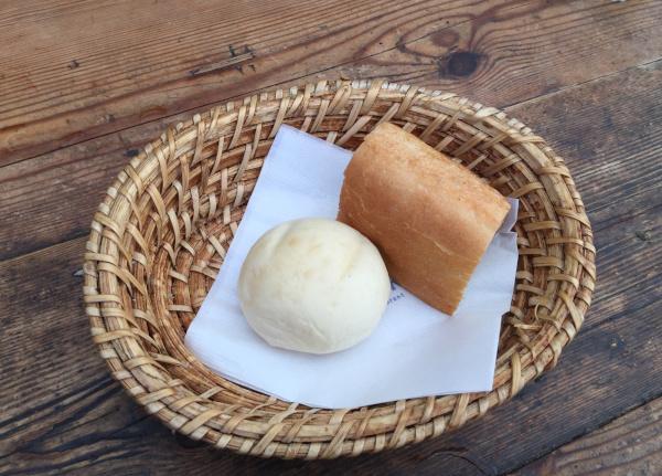 ガープウィークスのパン