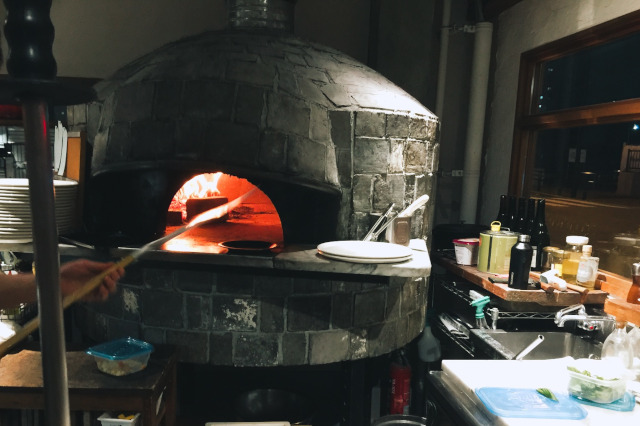 stone-oven 石窯