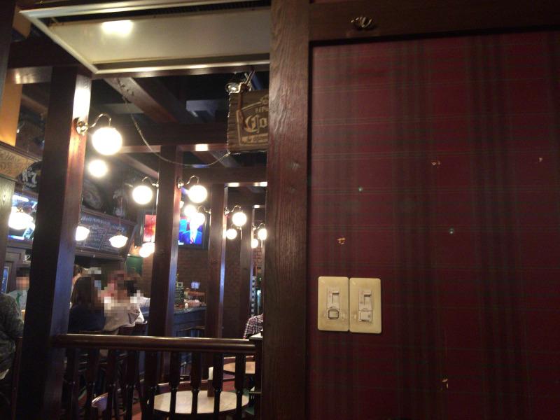 ヴァンガードの店内 京橋