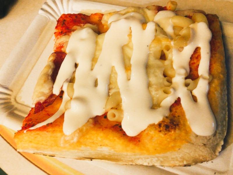 ドイツ風ピザ フラムクーヘン